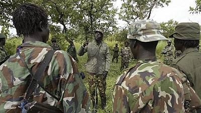 RCA-RDC : la LRA enlève 296 personnes