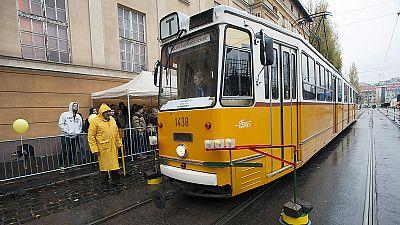 Budapest wins European tram-driving championship