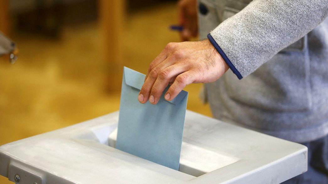 Áustria escolhe hoje novo presidente