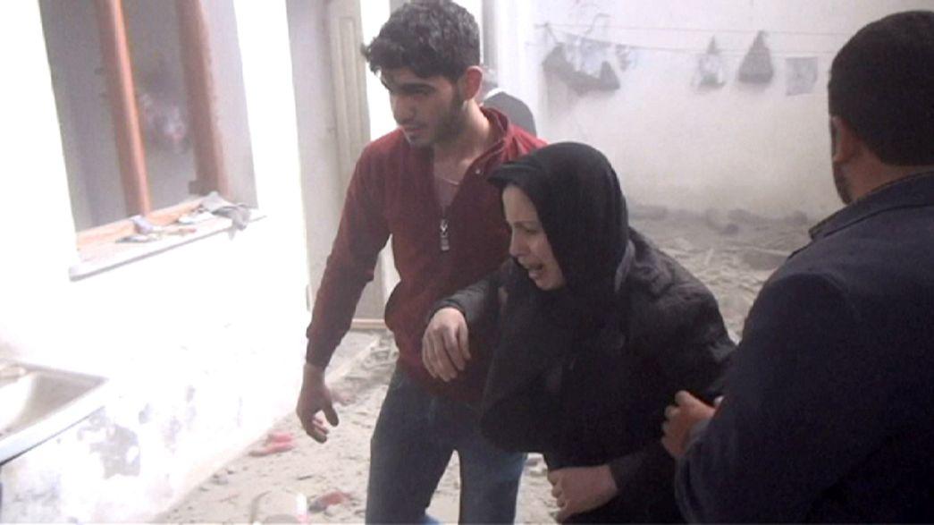 L'Isil lancia altri due razzi su Kilis, nel Sud-est della Turchia