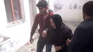Deadly rocket fire from Syria in Turkish border town