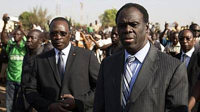 Burkina Faso's transitional gov't accused of mismanagement