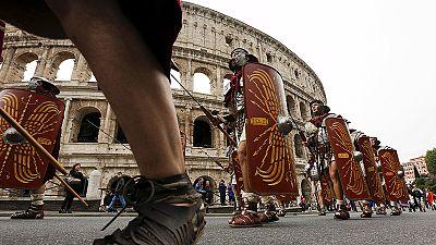 Rome celebrates its 2,769th birthday