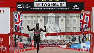 Kenyans triumph in the 2016 London Marathon