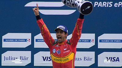 Lucas di Grassi gewinnt e-Prix in Paris