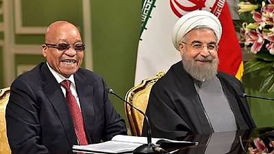 South Africa and Iran agree to improve trade and political ties