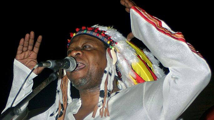 Congolese music icon Papa Wemba dies on stage aged 66