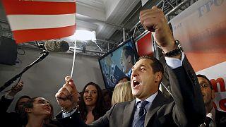 Hatalmasat nyert a szélsőjobb az osztrák elnökválasztáson