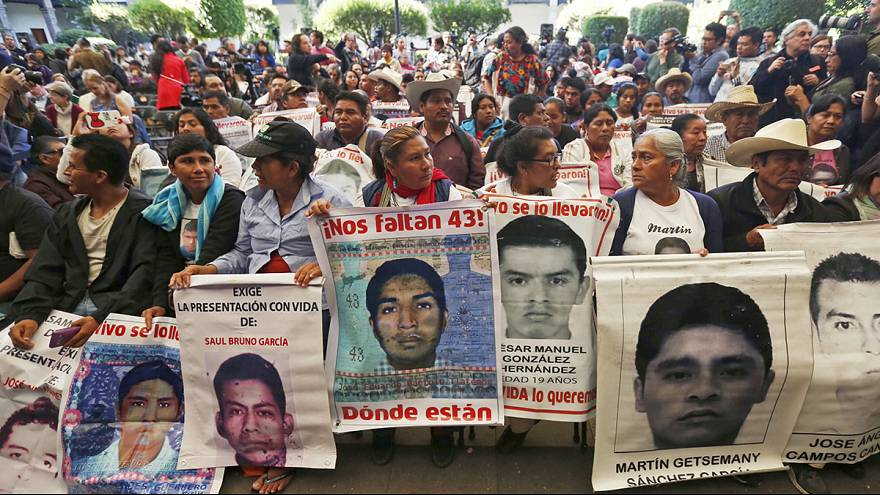 Verschwundene Studenten von Mexiko: Schwere Vorwürfe an Polizei und Behörden