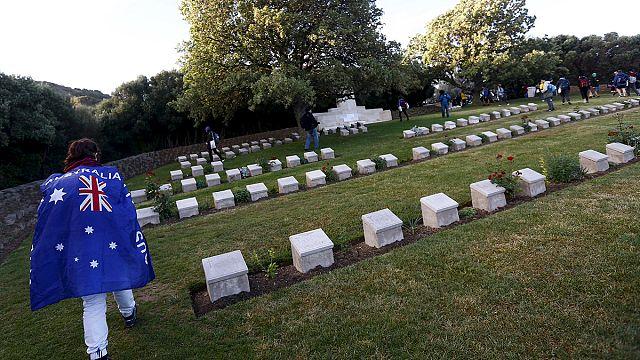 Australie et Nouvelle Zélande : l'ANZAC Day commémore les Dardanelles