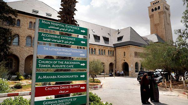Image: Hospital in East Jerusalem