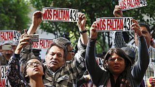 Мексика: власти не позволили правозащитникам расследовать исчезновение студентов