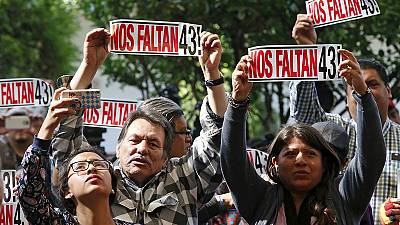 Mexican government accused of obstructing probe into missing students