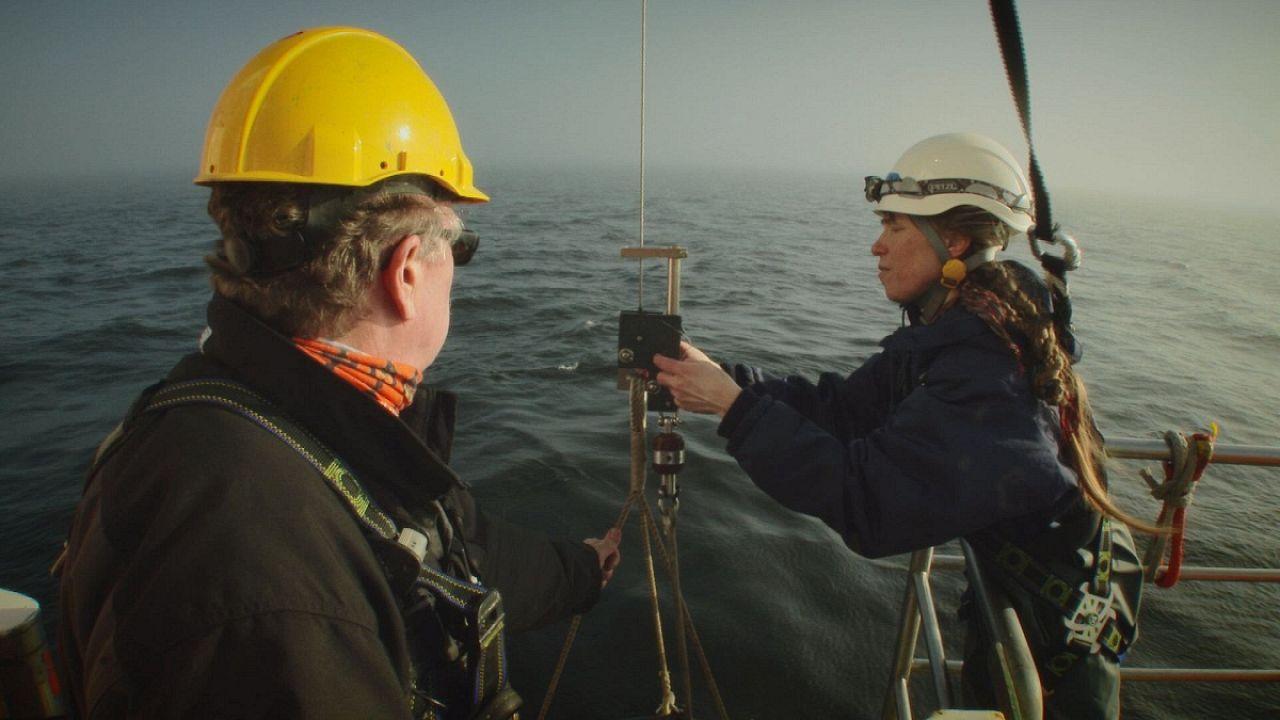 Űrtechnológiával a tisztább tengerekért