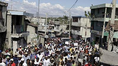 Haïti : manifestations pour la tenue du second tour
