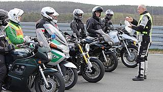 Magyarok Európa legjobb rendőrmotorosai