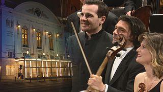 Lionel Bringuier celebra Dvořák e Brahms em Viena