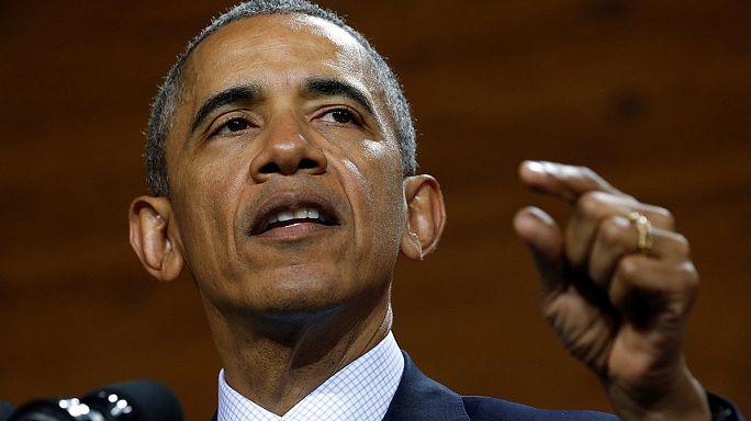 Leidenschaftliches Bekenntnis Obamas zur Europäischen Integration