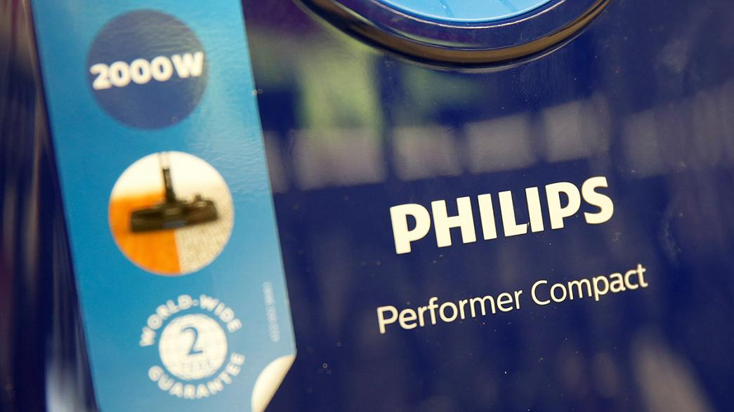 Licht an die Börse - Philips verfolgt teuren Konzernumbau weiter