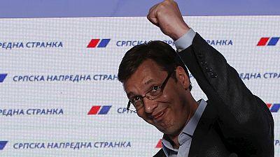 Pro-EU Progressive Party claims Serbia's general election