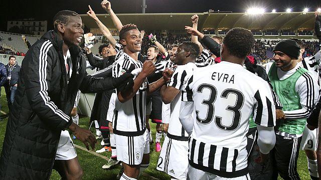 Juventus and Dynamo Kiev secure league crowns, Leicester close in on historic Premier League title