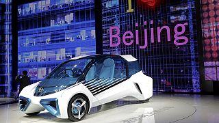 معرض بكين يفتتح أبوابه للزوار
