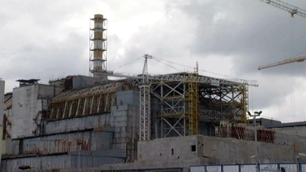 30 Jahre nach Tschernobyl: Der schwere Kampf gegen die Strahlung