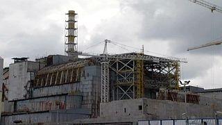 گزارشی از روند بازسازی راکتور آسیب دیده چرنوبیل