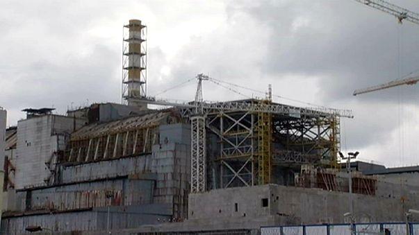 Chernóbil: el sarcófago que sellará el reactor 4