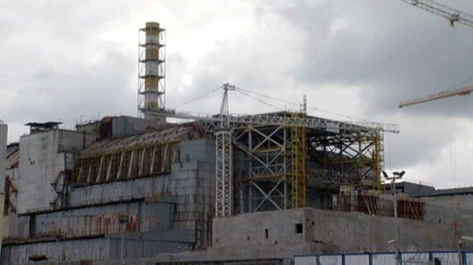 Csernobil: 100 évre elszigetelik a radioaktív sugárzást