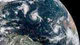 Tropical Storm Florence, Tropical Storm Isaac, and Tropical Storm Helene in