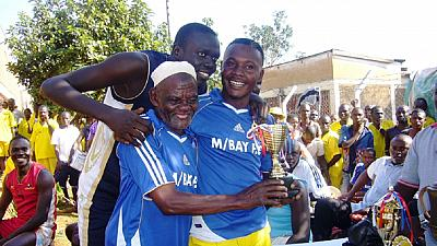 Ugandan prisons use sports to encourage team spirit