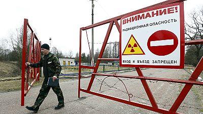 Tchernobyl : les employés qui construisent la nouvelle arche cachent leurs maladies