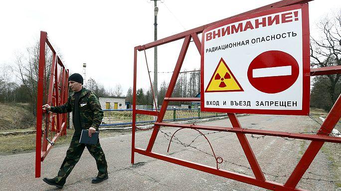 Csernobil - düledező épületek és kóborló vadállatok