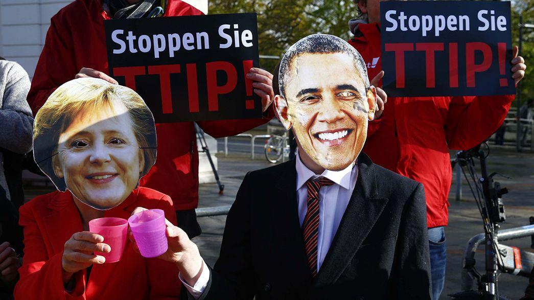 В ЕС и США растёт число противников ТТИП
