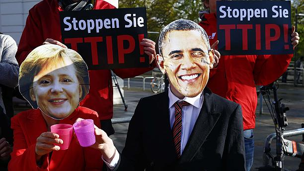 TTIP trade deal faces growing anger and opposition on both sides of the Atlantic