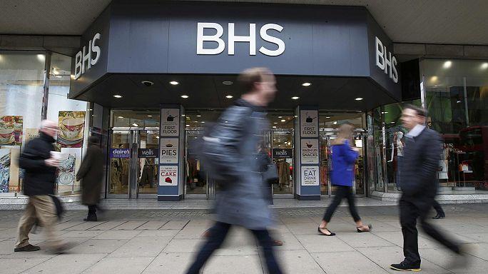 İngiliz perakende zinciri BHS kayyuma devredildi