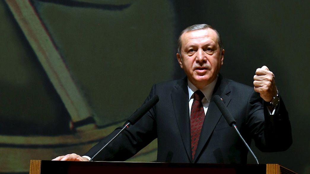 """""""Erdogan dittatore"""". Giornalista olandese arrestata per dei tweet"""