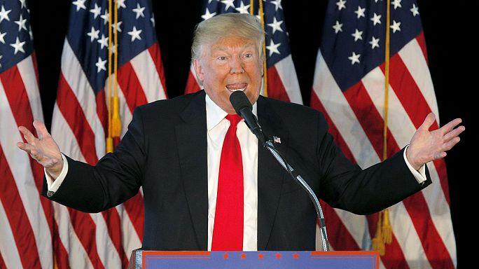 Trump'tan Cruz-Kasich ittifakına tepki: Bu zayıflık ve çaresizlik