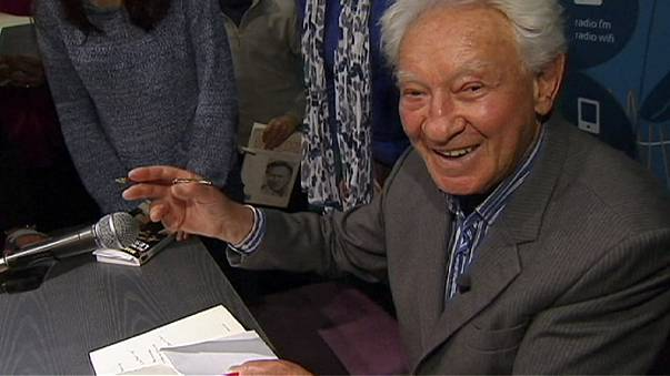 Holocaust survivor Martin Gray dies at 93