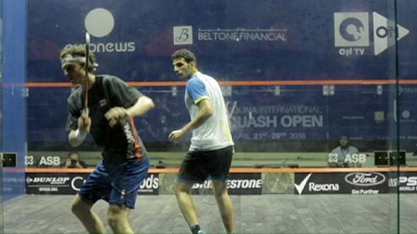 Squash: Começou o El Gouna International