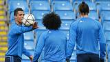 Preview Champions League: Manchester City v Real Madrid