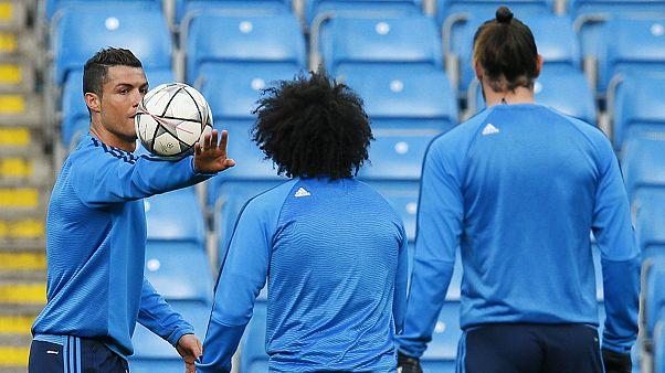 Liga dos Campeões: Manchester City e Real Madrid procuram um lugar em San Siro