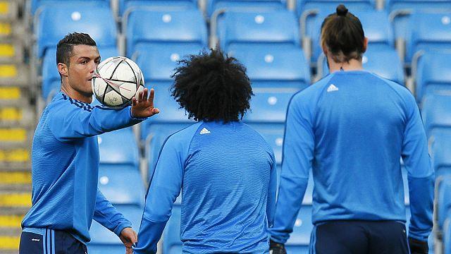 Manchester City face à l'ogre madrilène