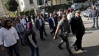 Egypt: Police clamp down on anti-government protest