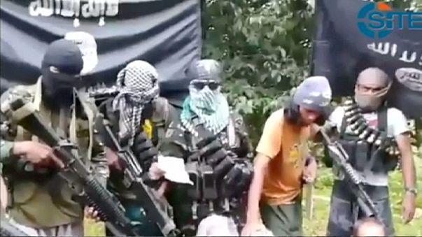 Ebu Seyyaf örgütü rehin tuttuğu Kanadalı turisti öldürdü