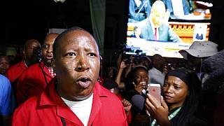 S. Africa's opposition EFF ready to face ruling ANC in court over treason charge
