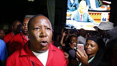 Afrique du Sud: Julius Malema poursuivi en justice par l'ANC
