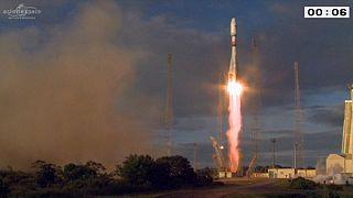 """إطلاق الصاروخ الروسي """"سويوز"""" من غوايانا تم مساء الاثنين بنجاح"""