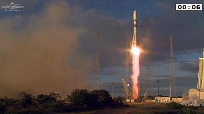 "ESA successfully launches ""environment data"" satellite"